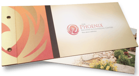 the phoenix recovery center brochure