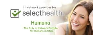 The Phoenix RC is an in-network provider for Humana and Select Health
