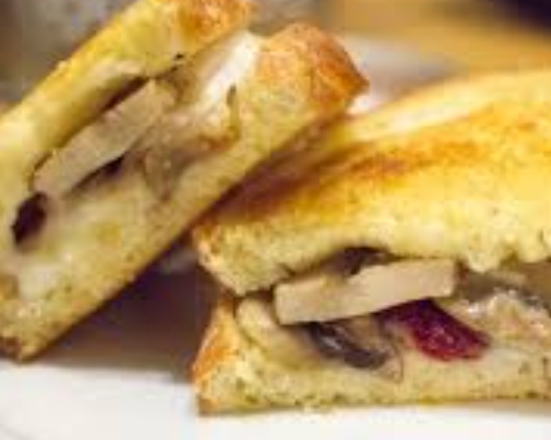 Uptown Grilled Cheese Sandwiches