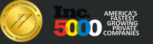 joint commission and inc 5000 logo