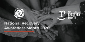 National Recovery Awareness Month 2020