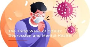 The Third Wave of COVID Depression and Mental Health