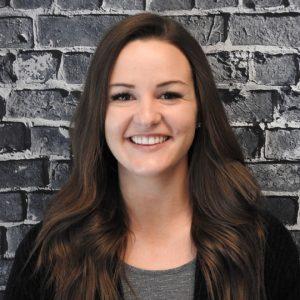 Sara Hall, Executive Assistant