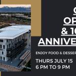 Grand Opening and 10 Year Anniversary
